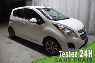 Used 2014 Chevrolet Spark EV 2lt (MAGS,BLUETOOTH,SIEGES CHAUFFANTS) for sale in St-Constant, QC