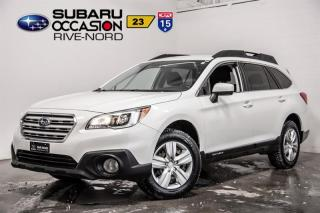 Used 2016 Subaru Outback Cam.recul+sieges.ch for sale in Boisbriand, QC
