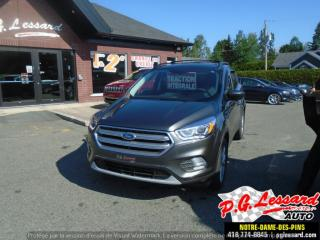 Used 2017 Ford Escape SE for sale in St-Prosper, QC