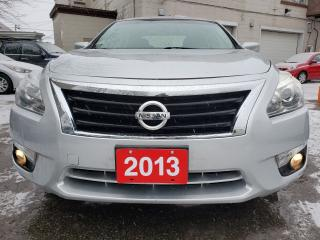Used 2013 Nissan Altima 2.5 S - 68K - Mint Condition-Pure Drive - AUX for sale in Scarborough, ON