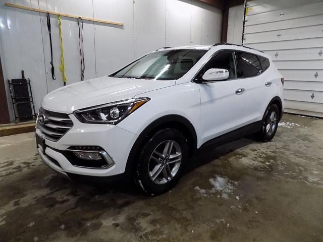2018 Hyundai Santa Fe PREMIUM SPORT