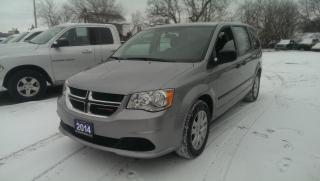 Used 2014 Dodge Grand Caravan SE for sale in Cambridge, ON