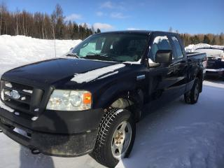 Used 2006 Ford F-150 4x4 for sale in Val-D'or, QC