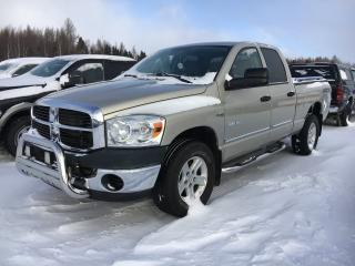 Used 2008 Dodge Ram 1500 for sale in Val-D'or, QC