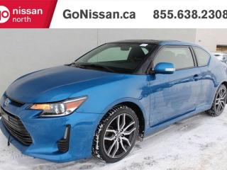 Used 2015 Scion tC TC, PANO ROOF, ALLOYS, BLUETOOTH! for sale in Edmonton, AB