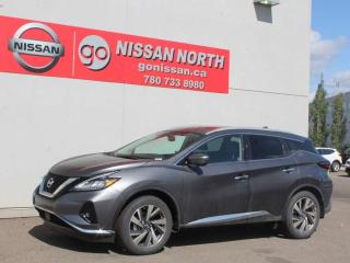 Used 2019 Nissan Murano DEMO SPECIAL/SL/AWD/PANO ROOF/NAV for sale in Edmonton, AB