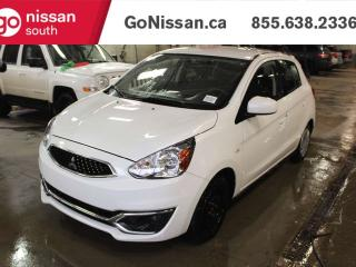 Used 2017 Mitsubishi Mirage ES for sale in Edmonton, AB