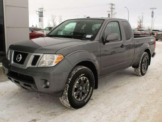 New 2019 Nissan Frontier PRO-4X 4x4 King Cab 126.0 in. WB for sale in Edmonton, AB