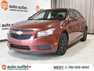Used 2012 Chevrolet Cruze 1LT Turbo; Auto, A/C, Remote Start for sale in Edmonton, AB