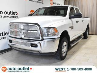 Used 2013 RAM 2500 Tradesman 4x4 Crew Cab Long Box for sale in Edmonton, AB