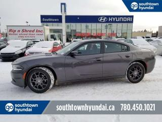 Used 2018 Dodge Charger GT/AWD/BACKUP CAM/HEATED SEATS/BLUETOOTH for sale in Edmonton, AB