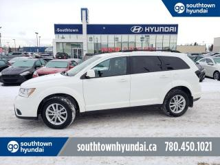 Used 2015 Dodge Journey SXT/7PASS/DVD/BACKUP CAM/HEATED SEATS for sale in Edmonton, AB