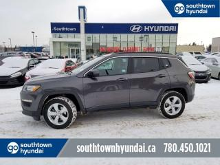 Used 2018 Jeep Compass NORTH/AWD/PUSH START/BLUETOOTH for sale in Edmonton, AB
