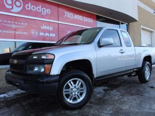 Used 2011 Chevrolet Colorado LT for sale in Edmonton, AB
