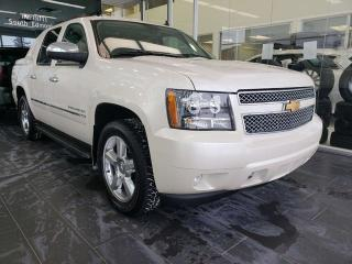 Used 2012 Chevrolet Avalanche LTZ, HEATED STEERING, NAVI, SUNROOF, REAR VIEW CAMERA for sale in Edmonton, AB
