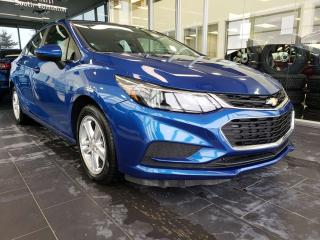 Used 2018 Chevrolet Cruze LT, HEATED SEATS, REAR VIEW CAMERA for sale in Edmonton, AB