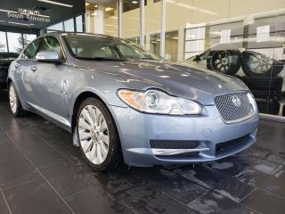 Used 2009 Jaguar XF PREMIUM LUXURY, HEATED SEATS, NAVI, REAR VIEW CAMERA for sale in Edmonton, AB