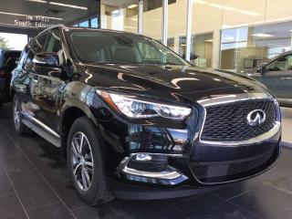 New 2019 Infiniti QX60 Pure Package for sale in Edmonton, AB