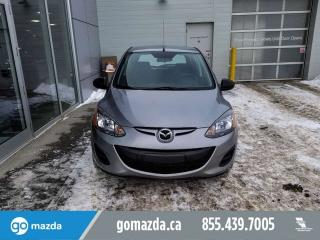 Used 2013 Mazda MAZDA2 GX A/C POWER OPTIONS NEW FRONT BRAKES for sale in Edmonton, AB