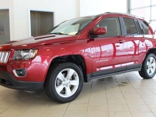 Used 2017 Jeep Compass Sport for sale in Red Deer, AB