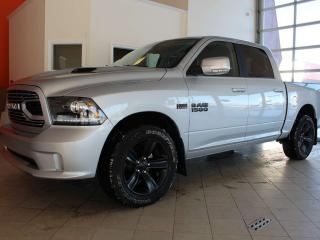 Used 2018 RAM 1500 SPRT for sale in Red Deer, AB