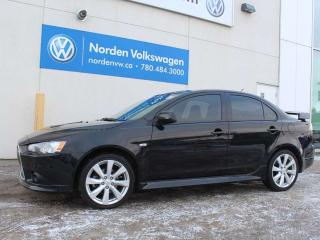 Used 2014 Mitsubishi Lancer RalliArt for sale in Edmonton, AB