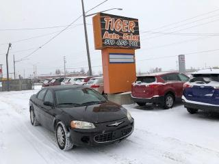 Used 2003 Chrysler Sebring LX**NEW WINTER TIRES AND BRAKES**CLEAN CAR**AS IS for sale in London, ON