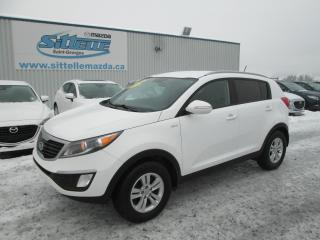 Used 2013 Kia Sportage LX AWD JAMAIS ACCIDENTÉ for sale in St-Georges, QC