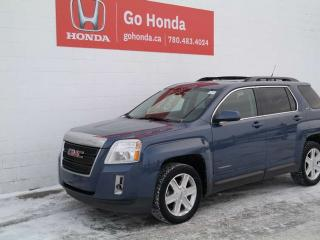 Used 2011 GMC Terrain SLT1, LEATHER, AWD for sale in Edmonton, AB