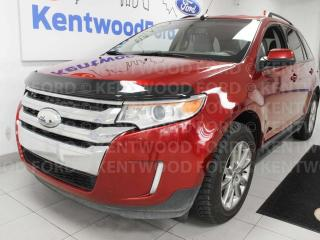 Used 2013 Ford Edge SEL FWD ecoboost, heated power seats and a power liftgate for sale in Edmonton, AB