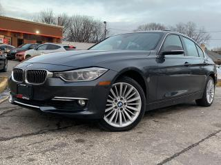 Used 2014 BMW 3 Series 328I-LUXURY-XDRIVE-NAVI-CAM-HID LIGHTS-HTD SEATS for sale in Mississauga, ON