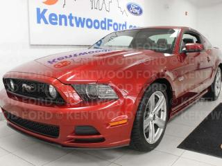 Used 2014 Ford Mustang GT RWD 5.0L coupe with heated seats for sale in Edmonton, AB