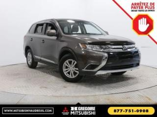 Used 2016 Mitsubishi Outlander ES for sale in Vaudreuil-Dorion, QC