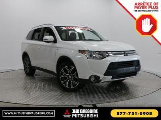 Used 2015 Mitsubishi Outlander GT for sale in Vaudreuil-Dorion, QC