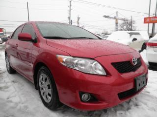 Used 2009 Toyota Corolla CE for sale in Brampton, ON