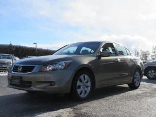 Used 2008 Honda Accord 4dr V6 Auto EX-L LOCAL CAR / ACCIDENT FREE for sale in Newmarket, ON