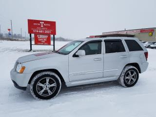 Used 2008 Jeep Grand Cherokee Limited for sale in London, ON