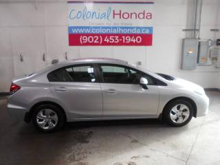 Used 2013 Honda Civic LX OWN IT FOO $105 B/W for sale in Halifax, NS