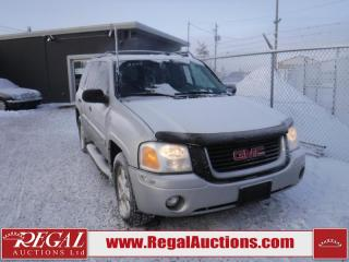 Used 2004 GMC Envoy SLE 4D Utility 4WD for sale in Calgary, AB