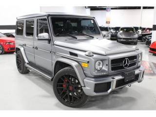 Used 2014 Mercedes-Benz G-Class G63 AMG for sale in Vaughan, ON