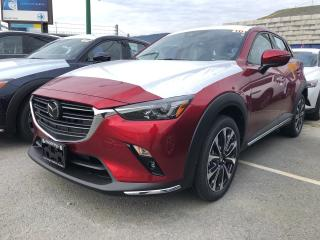 New 2019 Mazda CX-3 GT AWD at (2) for sale in North Vancouver, BC