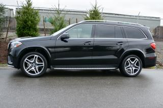 Used 2018 Mercedes-Benz GLS 450 4MATIC 7 Passenger for sale in Vancouver, BC