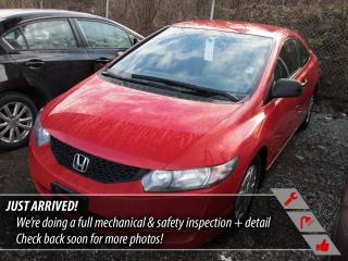 Used 2010 Honda Civic DX-G for sale in Port Moody, BC