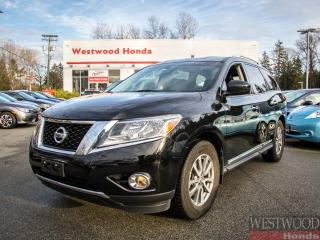 Used 2014 Nissan Pathfinder SL for sale in Port Moody, BC
