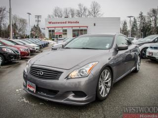 Used 2009 Infiniti G37 Sport for sale in Port Moody, BC