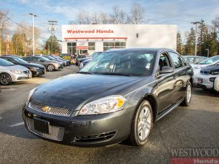 Used 2012 Chevrolet Impala LT for sale in Port Moody, BC