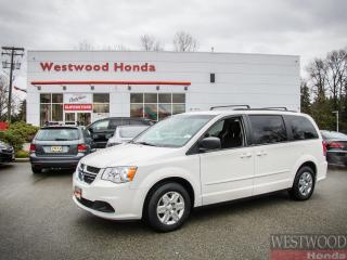 Used 2012 Dodge Grand Caravan SE/SXT for sale in Port Moody, BC