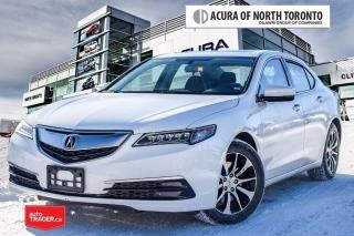 Used 2016 Acura TLX 2.4L P-AWS Bluetooth| Back-Up Camera for sale in Thornhill, ON