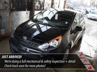 Used 2013 Kia Rio LX+ for sale in Port Moody, BC