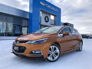 Used 2017 Chevrolet Cruze Premier for sale in Barrie, ON